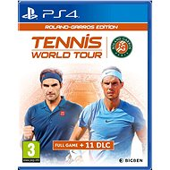 Tennis World Tour - RG Edition - PS4