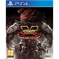 Street Fighter V Arcade Edition - PS4 - Hra pro konzoli