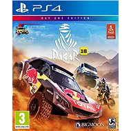Dakar 18 - PS4 - Hra pro konzoli