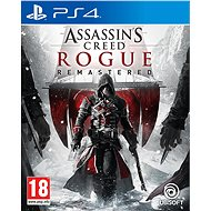 Assassins Creed: Rogue Remastered - PS4 - Hra pro konzoli