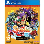 Shantae Half Genie Hero Ultimate Day One Edition - PS4 - Hra pro konzoli