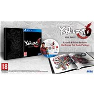 Yakuza 6: The Song of Life - Essence of Art Edition - PS4 - Hra pro konzoli