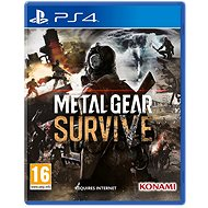 Metal Gear Survive - PS4 - Hra pro konzoli