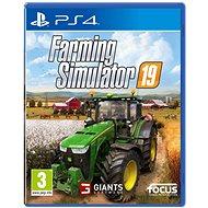 Farming Simulator 19 - PS4 - Hra pro konzoli