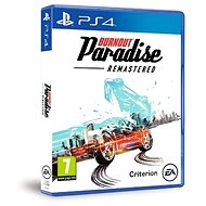 Burnout Paradise Remastered - PS4 - Hra pro konzoli
