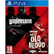 Wolfenstein: The New Order + The Old Blood - PS4 - Hra pro konzoli