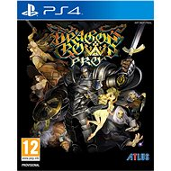 Dragon's Crown Pro Battle - Hardened Edition - PS4 - Hra pro konzoli