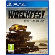 Wreckfest - PS4 - Hra pro konzoli