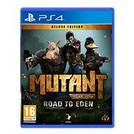 Mutant Year Zero: Road to Eden - PS4 - Hra pro konzoli