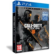 Call of Duty: Black Ops 4 PRO - PS4 - Console Game