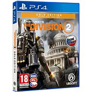 Tom Clancys The Division 2 Gold Edition - PS4