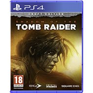 Shadow of the Tomb Raider Croft Edition - PS4 - Hra pro konzoli