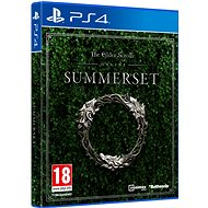 The Elder Scrolls Online: Summerset - PS4 - Hra pro konzoli