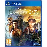Shenmue 1 + 2 - PS4 - Hra pro konzoli