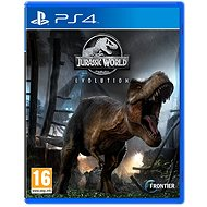 Jurassic World: Evolution - PS4 - Hra pro konzoli