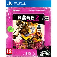 Rage 2 Wingstick Deluxe Edition - PS4 - Hra pro konzoli