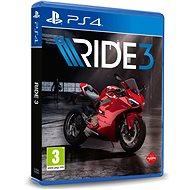 RIDE 3 - PS4 - Hra pro konzoli