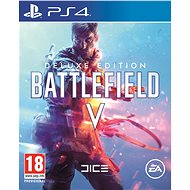 Battlefield V Deluxe Edition - PS4 - Hra pro konzoli