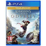 Assassins Creed Odyssey - Gold Edition - PS4 - Hra pro konzoli
