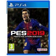 Pro Evolution Soccer 2019 - PS4 - Hra pro konzoli