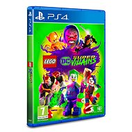 LEGO DC Super Villains - PS4 - Hra pro konzoli