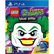 Lego DC Super Villains Deluxe Edition - PS4 - Hra pro konzoli