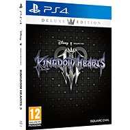Kingdom Hearts 3 Deluxe Edition - PS4 - Hra pro konzoli