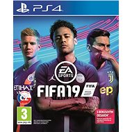 FIFA 19 - PS4 - Hra pro konzoli