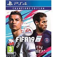 Fifa 19 Champions Edition - PS4 - Hra pro konzoli