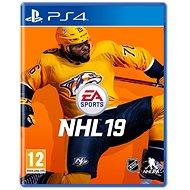 NHL 19 - PS4 - Hra pro konzoli