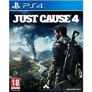 Just Cause 4 - PS4 - Hra pro konzoli