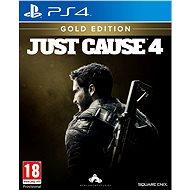 Just Cause 4 - Gold Edition - PS4 - Hra pro konzoli