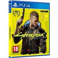 Cyberpunk 2077 - PS4 - Console Game