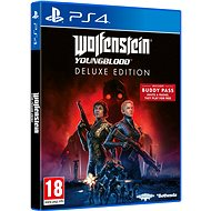 Wolfenstein Youngblood Deluxe Edition - PS4 - Hra pro konzoli