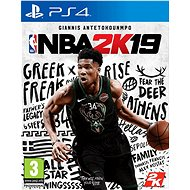NBA 2K19 - PS4 - Console Game