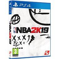 NBA 2K19 - PS4 - Hra pro konzoli