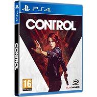 Control - PS4 - Hra pro konzoli