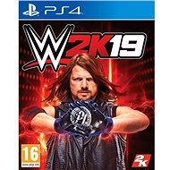 WWE 2K19 - PS4 - Hra pro konzoli