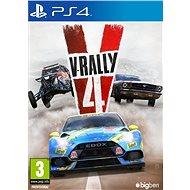 V-Rally 4 - PS4 - Hra pro konzoli