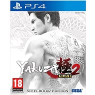 Yakuza Kiwami 2 Steelbook Edition - PS4 - Hra pro konzoli