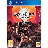 Black Clover Quartet Knights - PS4 - Hra pro konzoli