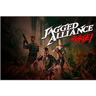 Jagged Alliance Rage - PS4 - Hra pro konzoli