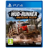 Spintires: MudRunner - American Wilds Edition - PS4 - Hra pro konzoli