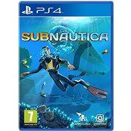 Subnautica - PS4 - Hra na konzoli