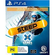 Steep X Games Gold Edition - PS4 - Hra na konzoli