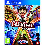 Carnival Games - PS4 - Console Game
