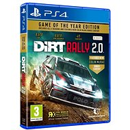DiRT Rally 2.0 - Game of the Year Edition - PS4 - Hra pro konzoli