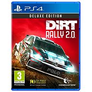 DiRT Rally 2.0 - Deluxe Edition - PS4 - Hra pro konzoli