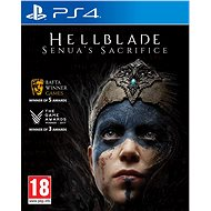 Hellblade: Senuas Sacrifice  - PS4 - Console Game