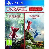 Unravel 1+2 - Yarny Bundle - PS4 - Hra na konzoli